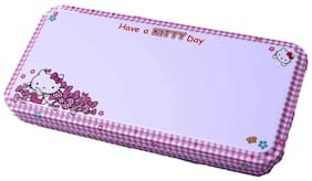 Funcart Hello kitty pencil box with white marker & board