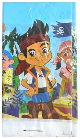 Funcart Jake   and the Never Land   Pirates plastic tablecover (108*180cm)