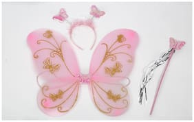 Funcart Light Pink Fairy Set