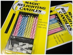 Funcart Magic Candles