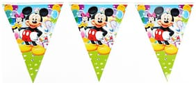 Funcart Mickey Mouse Theme Banner