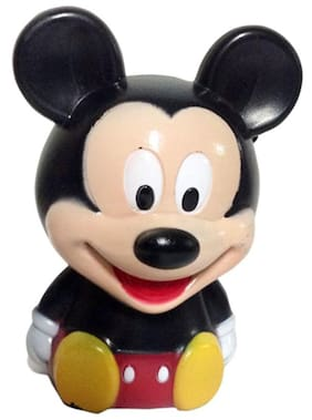 Funcart Mickey Mouse Shaped Coin Bank