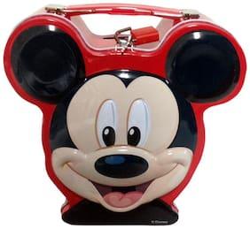 Funcart Mickey Mouse Metal Coin Bank
