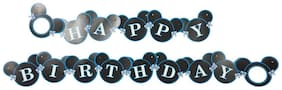 Funcart Mickey Mouse Happy Birthday Letter Banner