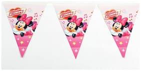 Funcart Minnie Mouse Flag Banner