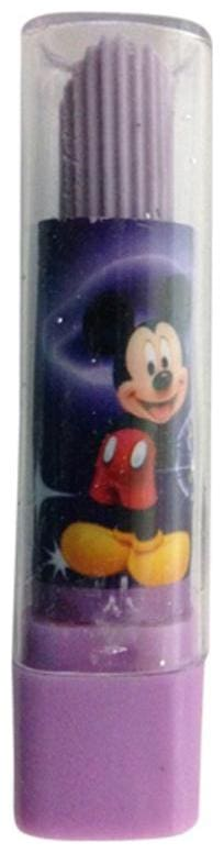 Funcart Minnie and Mickey Lipstick shaped eraser for kids