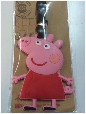 Funcart Peppa Pig Luggage Tag