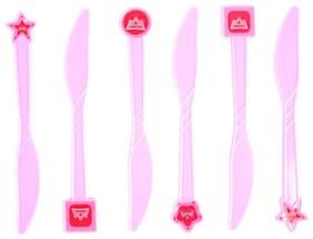 Funcart Princess Crown Theme Knife