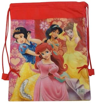Funcart Red Princess Haversack Bag