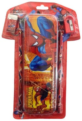 Funcart Spiderman T-shirt Stationery Set