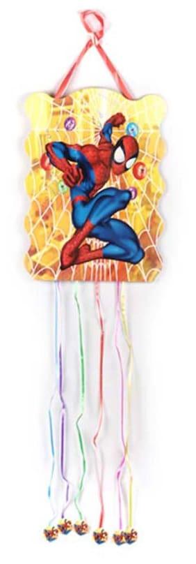 Funcart Spiderman Pinata Khoi Bag