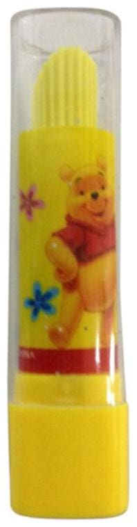 Funcart Winnie the pooh lipstick shaped eraser for kids