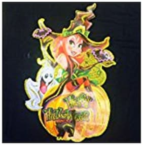 Funcart Witch Banner d      _cor for halloween