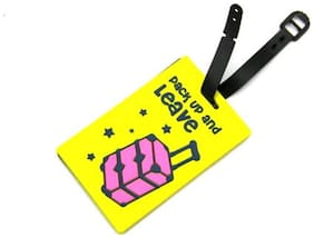 Funcart yellow pack up & leave