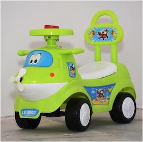 FUN RUN Funky Rideons & Wagons Non Battery Operated Ride On