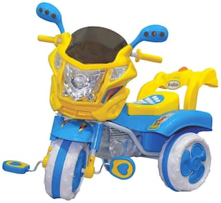 Funride COMET Bike / Scooter / Tricycle for Kids with LED LIGHTS and MUSIC for Kids