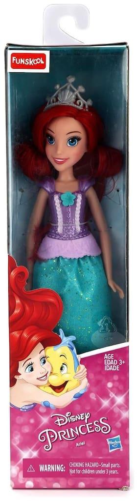 Funskool Disney Princess Basic Ariel Doll