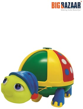 Funskool Roly Poly Turtle Infant Toy