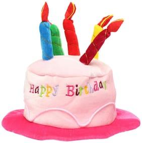 Futaba Birthday Cake Candle Hat