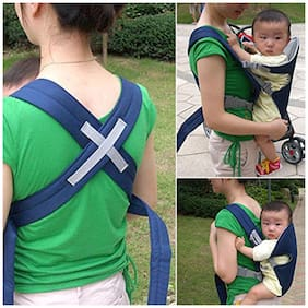 Futaba Trendy Breathable Baby Wrap Carrier Sling For Infant Baby