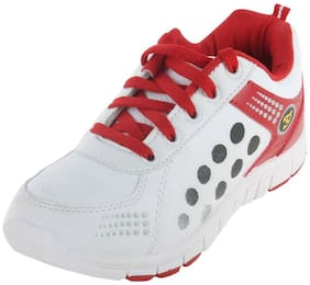 Guys And Dolls White Boys Sport shoes