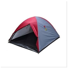 Gadget Bucket Portable Dome Tent For 4 Person Waterproof Camping Tent Outdoor Tent