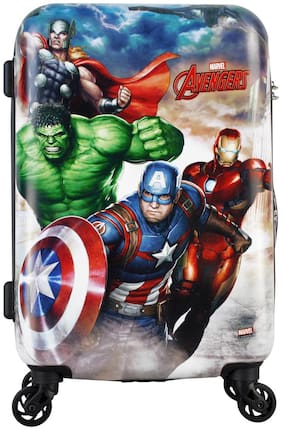 GAMME MARVEL AVENGER (4 IN 1)- 20 KID LUGGAGE TROLLEY BAG