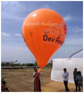 Ganesh Sky Balloon Shaped Sky Balloon