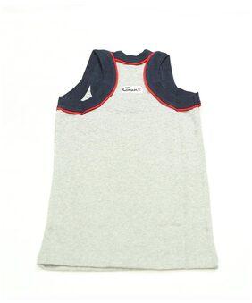Genx Boy Vest - Grey