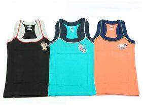 Genx Boy Vest - Multi