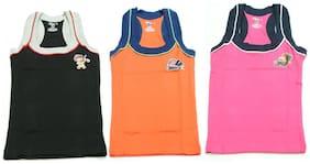 Genx Vest For Boys - Multi , Set of 3