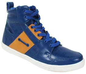 Gini And Jony Blue Boys Casual shoes