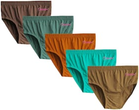 CUPATEX Panty & bloomer for Girls - Multi , Set of 5