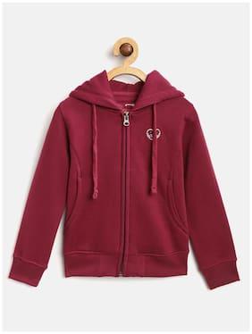 Maroon Winter Jacket Jacket