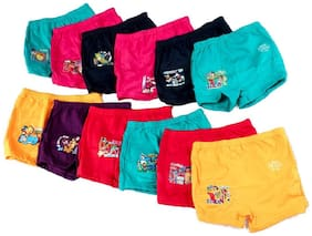 MRB Panty & bloomer for Girls - Multi , Set of 12