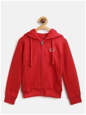 Red Winter Jacket Jacket