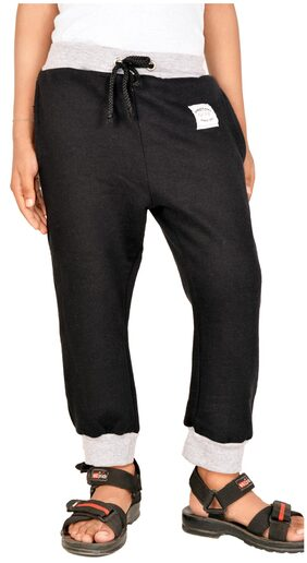 Gkidz Black Sweat Pants