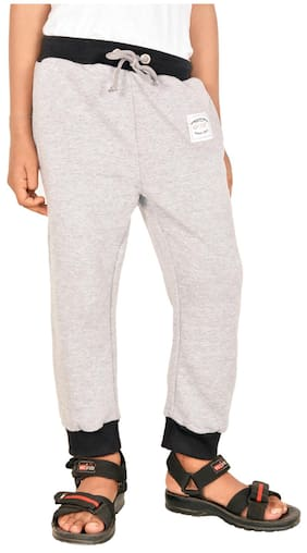 Gkidz Boy Cotton Track pants - Multi