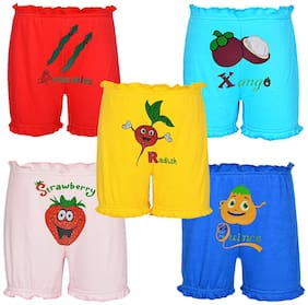 Gkidz Multicolor Fruit And Veggies Theme Bloomers