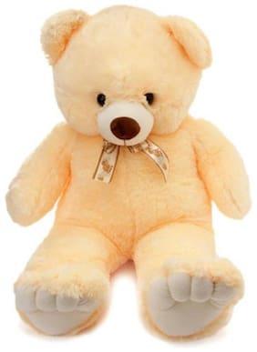 Gking Cream Teddy Bear - 88 cm