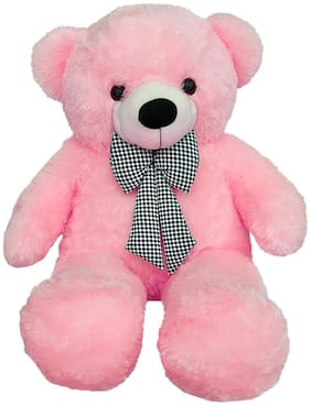 Gking Pink Teddy Bear - 88 cm