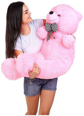 Gking Pink Teddy Bear - 87 cm