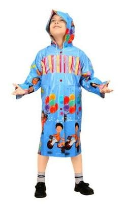 Goodluck Fashions Boy Rainwear - Multi