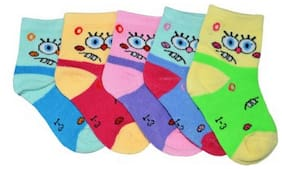 Grabberry Boy Cotton Socks - Multi