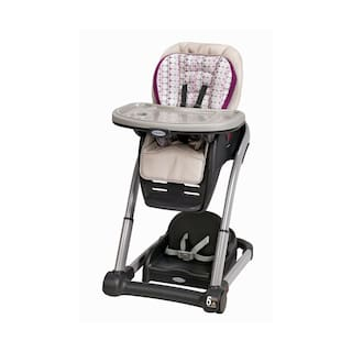 Graco Convertible High Chair Seating System Blossom Nyssa Traditional 1927621