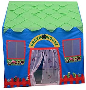 GREEN TENT HOUSE