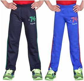Greenwich Boy Cotton Track pants - Multi