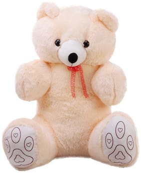 GRJ India Beige Teddy Bear - 152 cm