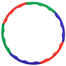 GSI Collapsible Kids Hula Hoop Exercise Ring For Aerobics And Weight Loss