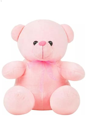 GVMC Toys Pink Fur (For Someone Special) Heart Soft Teddy Bear - 2 feet 850